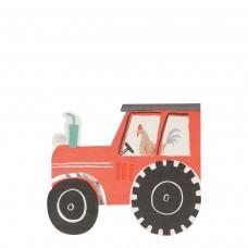 Traktor szalvéta (MeriMeri)