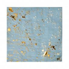Kék-Arany szalvéta