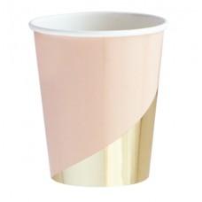 Barackos-Rózsaszín-arany pohár