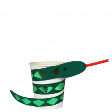 Dzsungel pohár (3D kígyós MeriMeri)