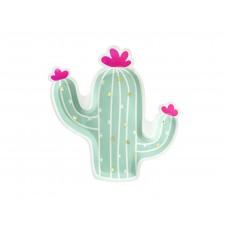 Kaktusz tányér