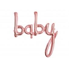 """baby""rose gold fólialufi"