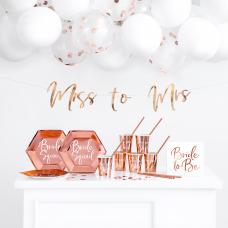Bride Squad Lánybúcsús Party-Box