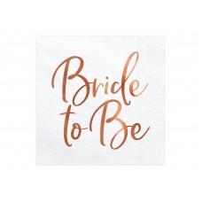 Bride to Be szalvéta