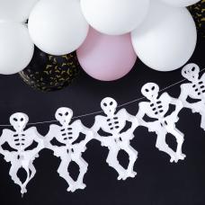 Csontvázak girland