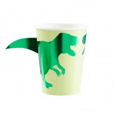 Dínó pohár (3D)