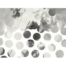 Ezüst asztali konfetti