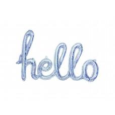 """hello"" hologrammos fólialufi"